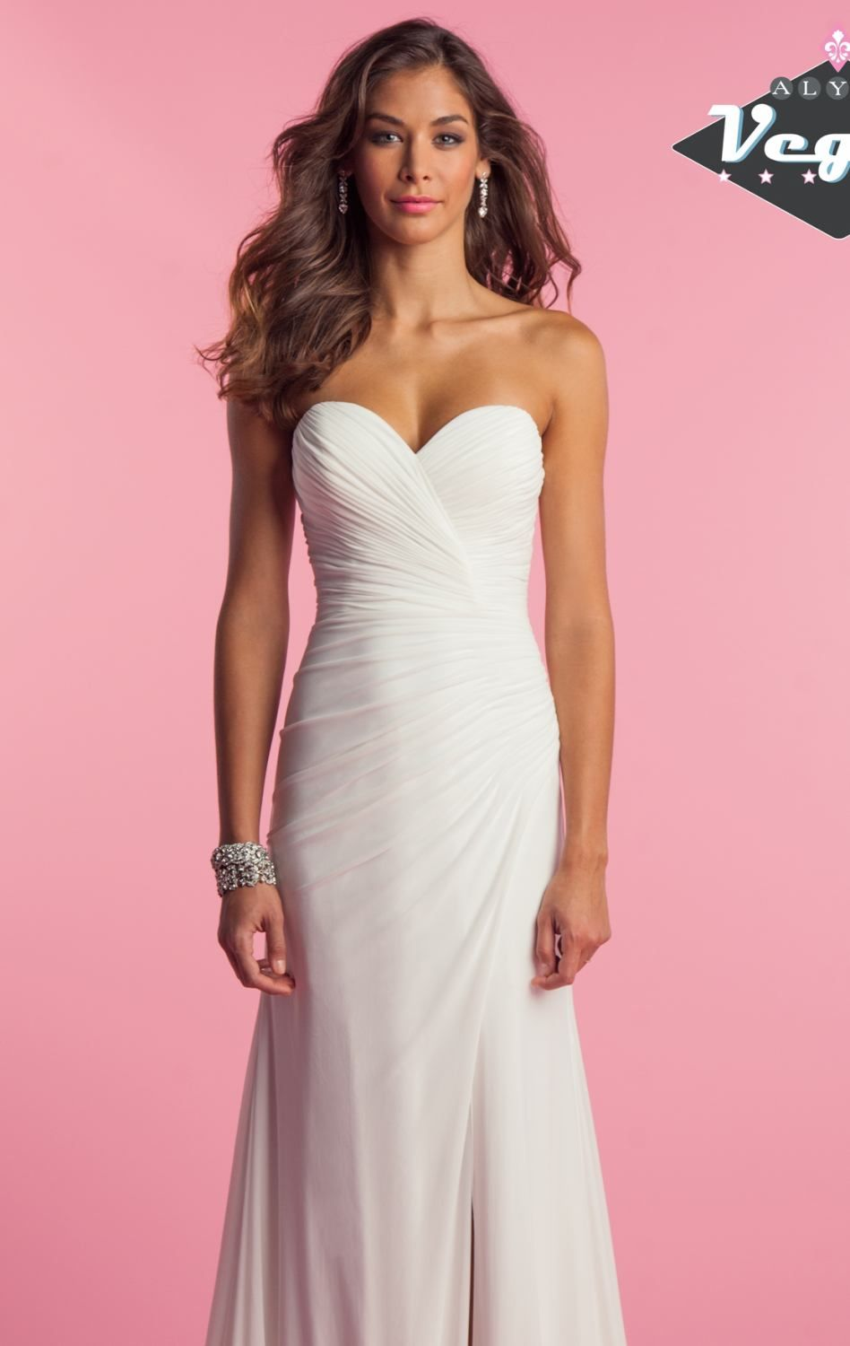 Alyce Paris 7000 by Claudine For Alyce Bridal | prom | Pinterest ...