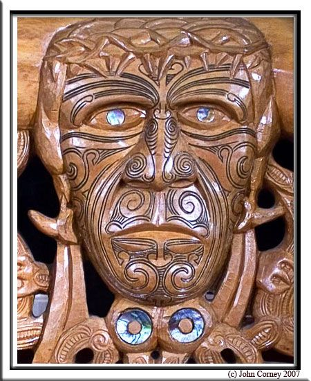 Maori carving christ traditional arts such as