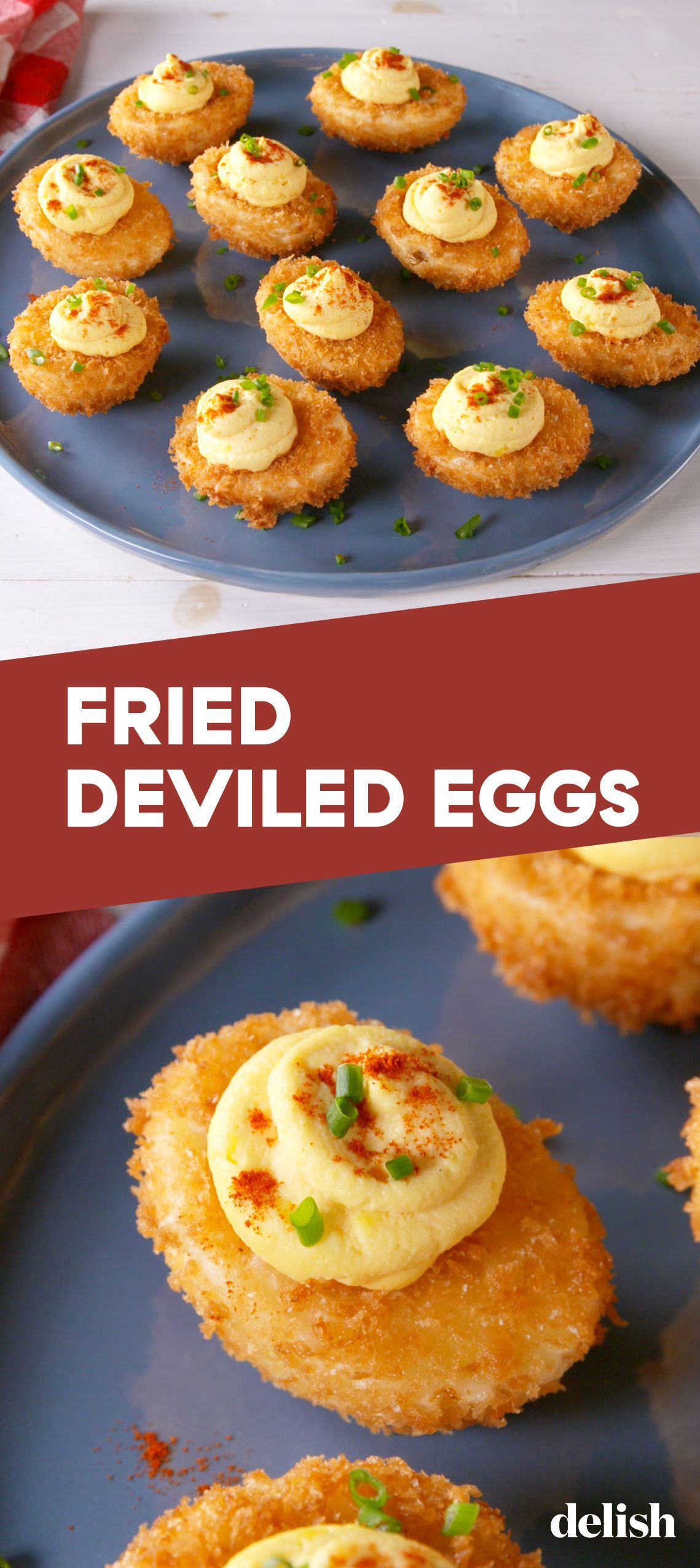 Fried Deviled Eggs: The Appetizer You Never Knew You Needed