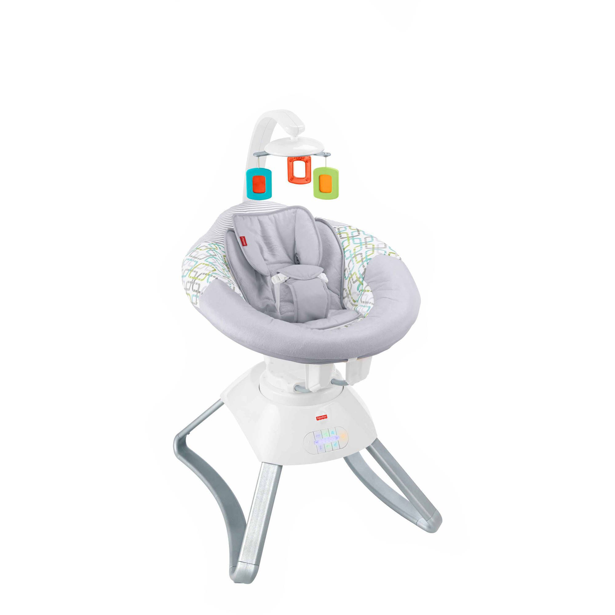 Fisher Price Soothing Motions Seat (Pixel Perfect) For $100 Http://sylsdeals