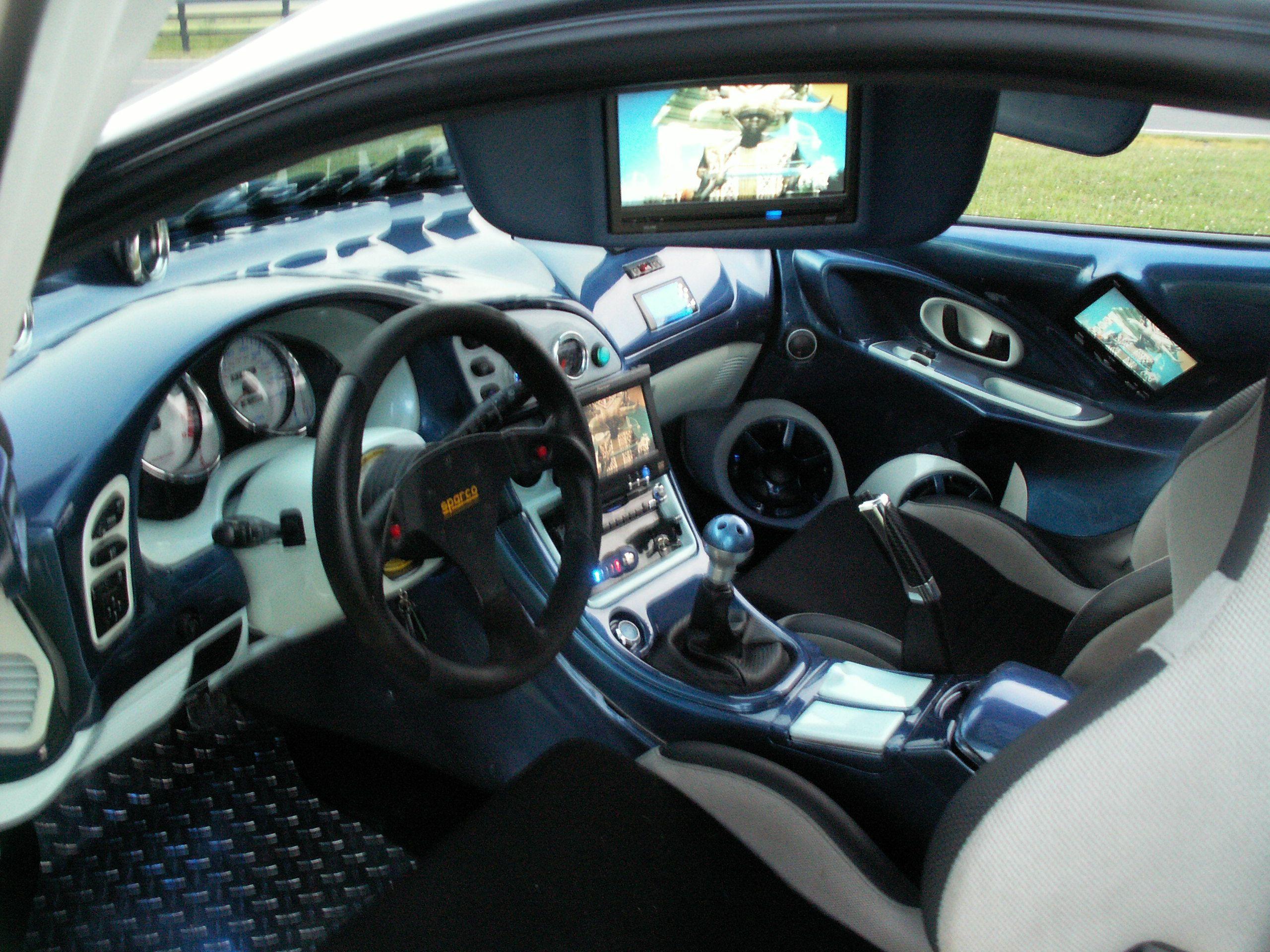 Mitsubishi Eclipse 1999 Custom Dash Safe And Sound