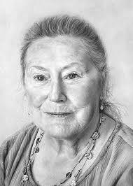 old woman draw - Pesquisa Google