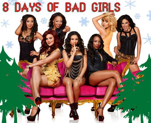 Who Cares About Coal Tis The Season To Be Bad Check Out The Bgc10 Cast On Tumblr In 8 Days Of Bad Girls Ow Ly Fivkc Bad Girls Club Bad Girl Girls Club