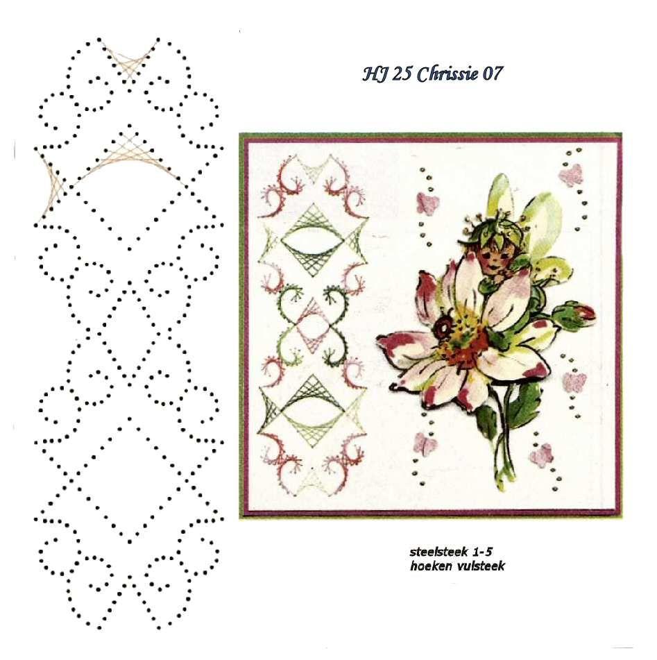 Pin von angelika mayer auf paper stitching - Fadenkunst vorlagen ...