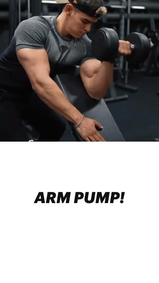 ARM PUMP!