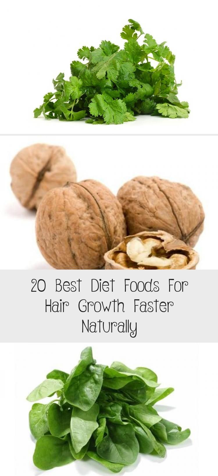 20 Best Diet Foods For Hair Growth Faster Naturally in