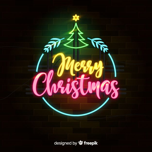 Download Neon Christmas Background For Free Christmas Graphic Design Cute Christmas Wallpaper Christmas Background