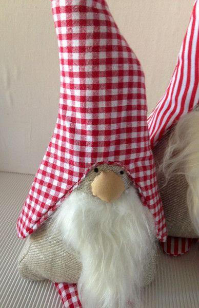 Weihnachtswichtel 2er Set von einfachschön! auf DaWanda.com