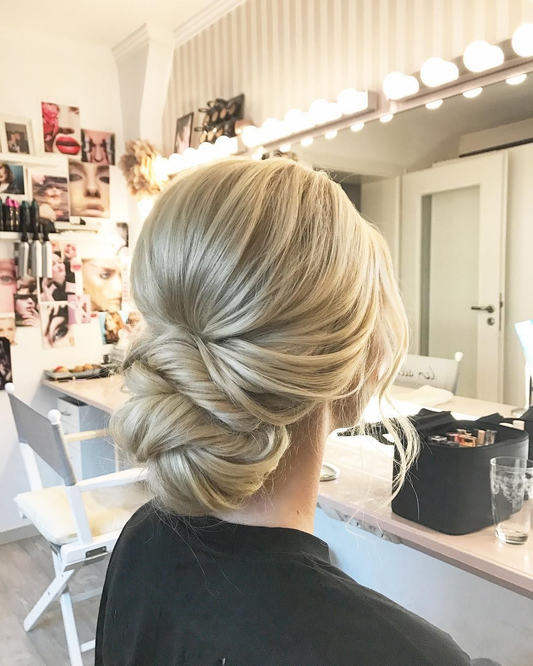 unique updo hairstyle ,messy updo hairstyle ,swept back bridal hairstyle ,updo hairstyles ,wedding hairstyles #weddinghair #hairstyles #updo