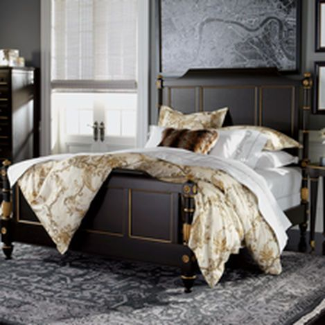 Beds King Queen Size Bed Frames Ethan Allen