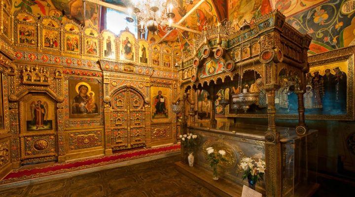 Покровский собор (храм Василия Блаженного ...
