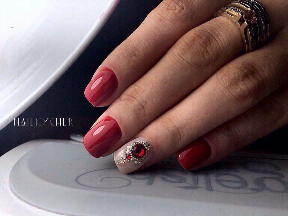 Nail Art #3313 - Best Nail Art Designs Gallery | Spring nails, Nail ...