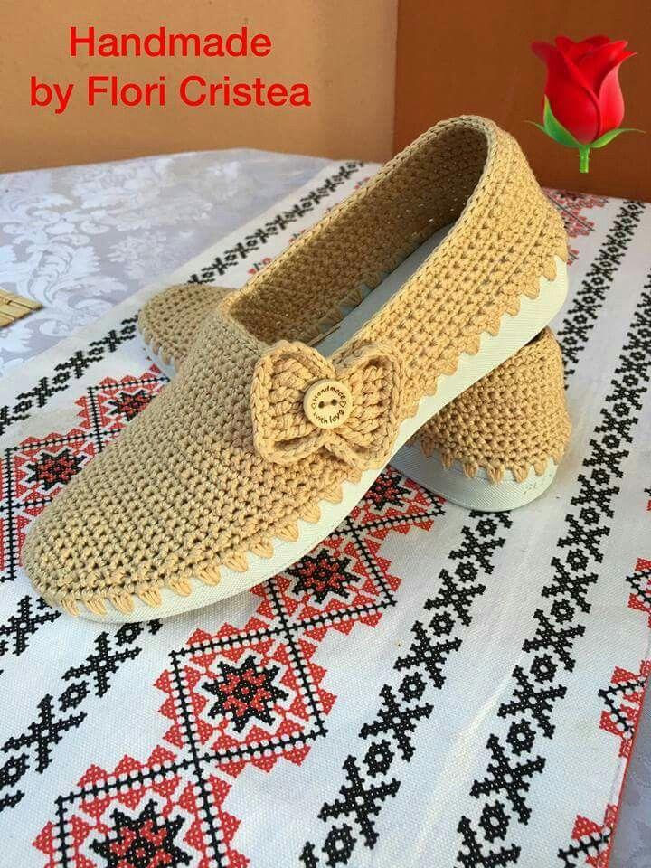 Pin de Marcia Mancilla en BOTAS | Pinterest | Zapatos tejidos ...