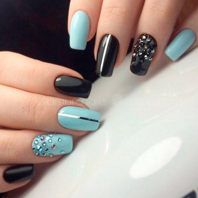21 Trendy Acrylic Nail Designs You\'ll Love | Acrylic nail designs ...