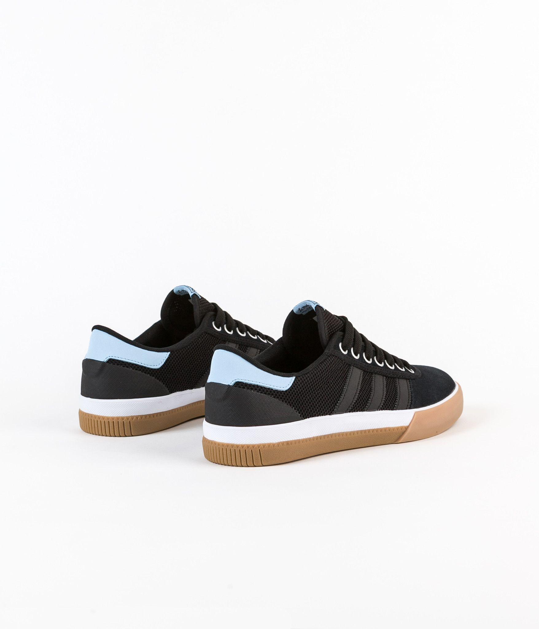 adidas Lucas Premiere ADV Black, Grey & Gum Shoes | Shoes