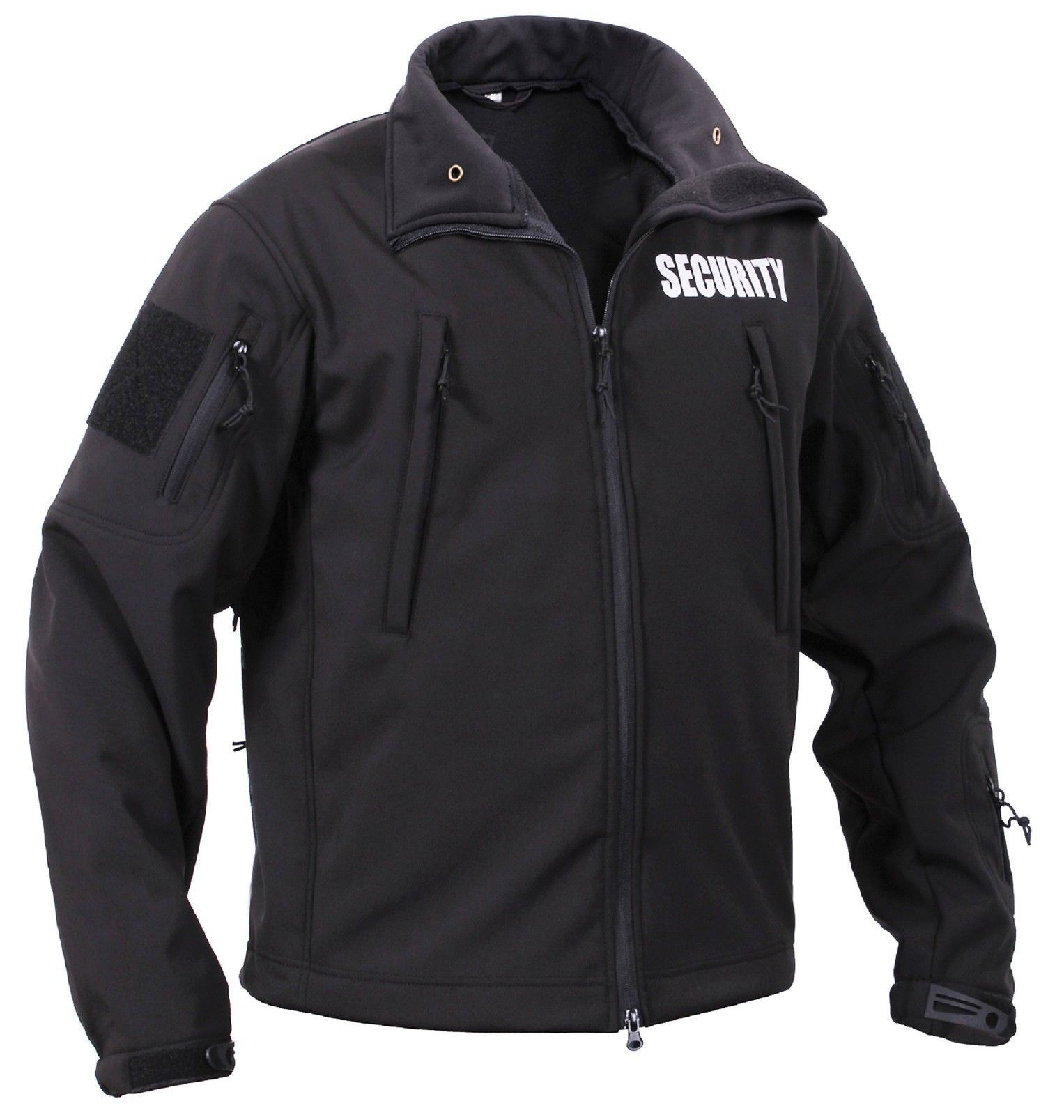 Men S Black Special Ops Soft Shell Security Tactical Jacket Waterproof Coat Tactical Jacket Winter Outfits Men Soft Shell Jacket [ 1600 x 1504 Pixel ]