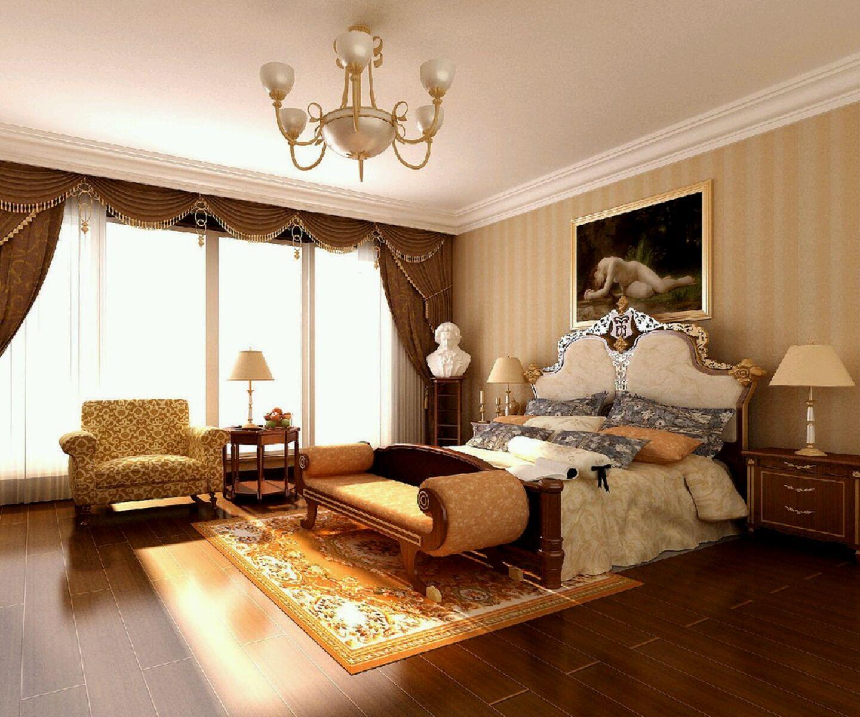 Beautiful Master Bedroom Decorating Ideas 62: Grand Glamour - Beautiful Bedroom