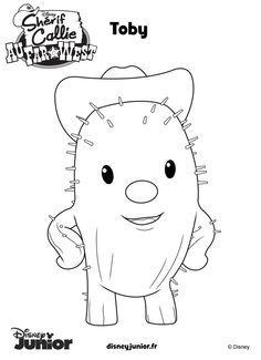 Image Result For Sheriff Callie Coloring Pages Sheriff Callie Sheriff Callie Birthday Kids Coloring Books
