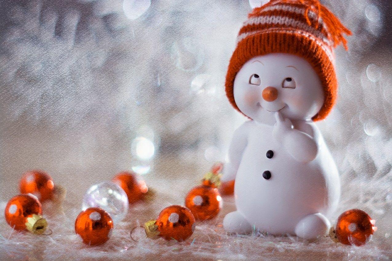 Снеговики и снеговички картинки, надписью хочу фото