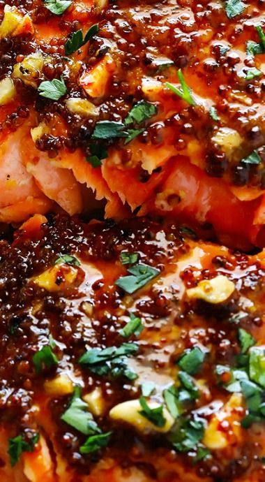 Photo of Honey Mustard Salmon In Foil | Gimme Some Oven