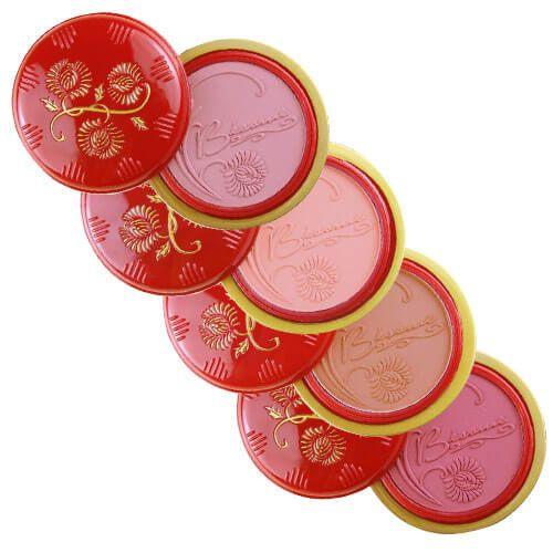 Besame Cosmetics Delicate Rouge Powder Blush