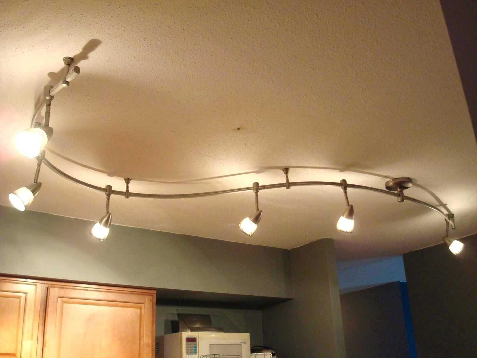Image Result For Kitchen Ceiling Track Lights