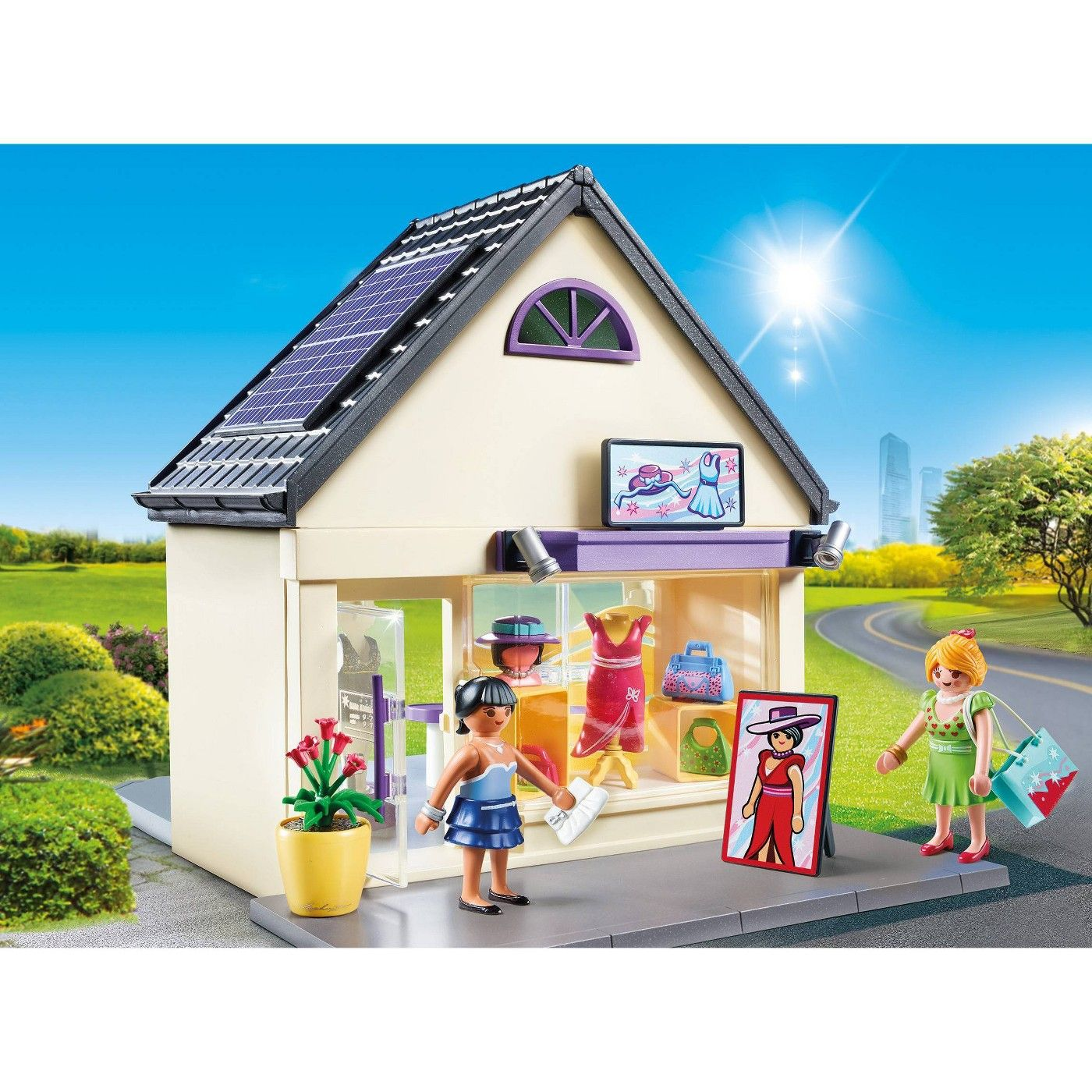 Playmobil My Fashion Boutique In 2020 Fashion Boutique Playmobil Boutique