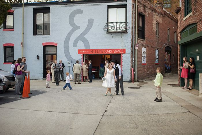 Dianne William S Offbeat Geeky Dc Wedding With A Pi Day Theme Images Maggie Winters Photography Dc Weddings Space Art Offbeat