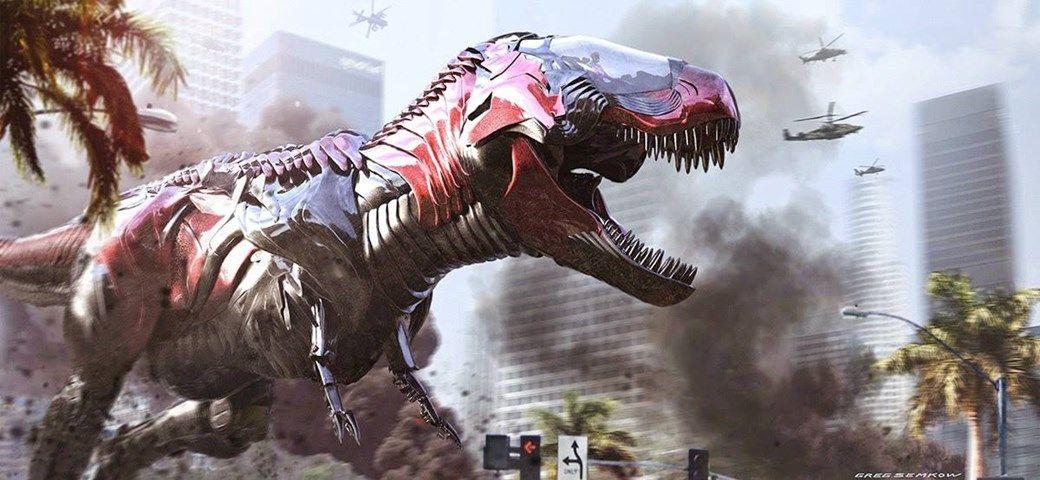 Animal: confira belíssimas artes conceituais para o reboot de Power Rangers.