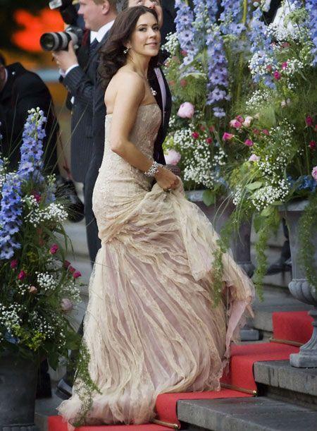 Princess Mary Denmark On Wwwbilledbladetdk The World And The