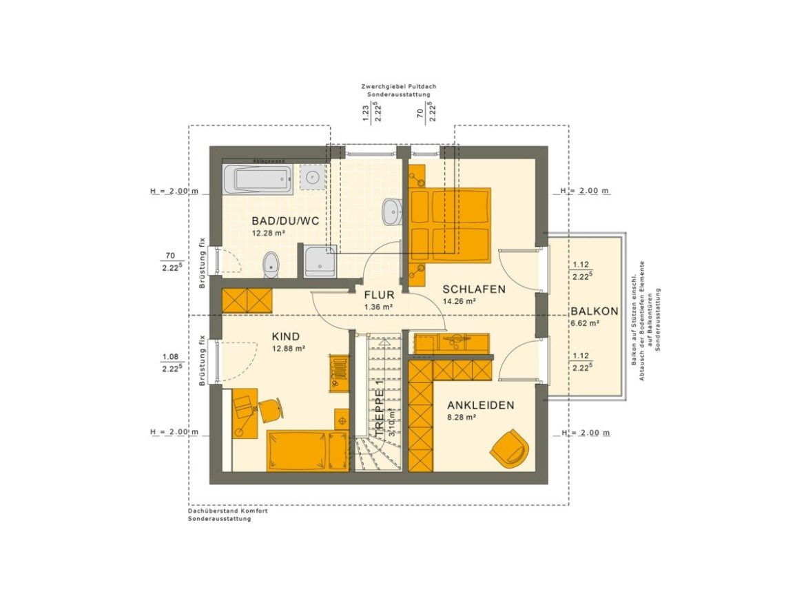 3 Bedrooms Single Family House Plan 8x8 Home Planssearch Bedroom Layouts Family House Plans Family House