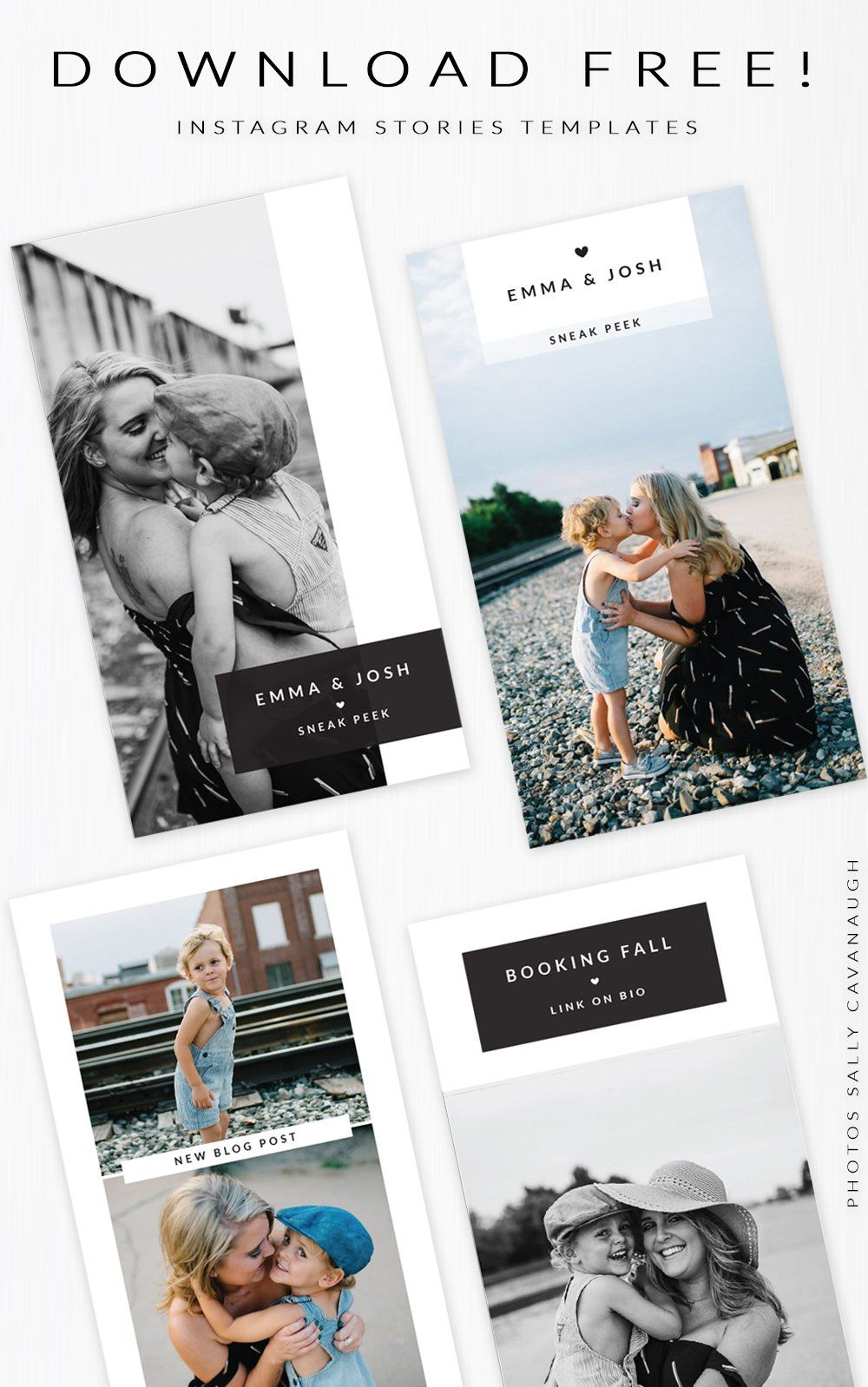 October Freebie - Instagram Stories templates | Pinterest | Free ...