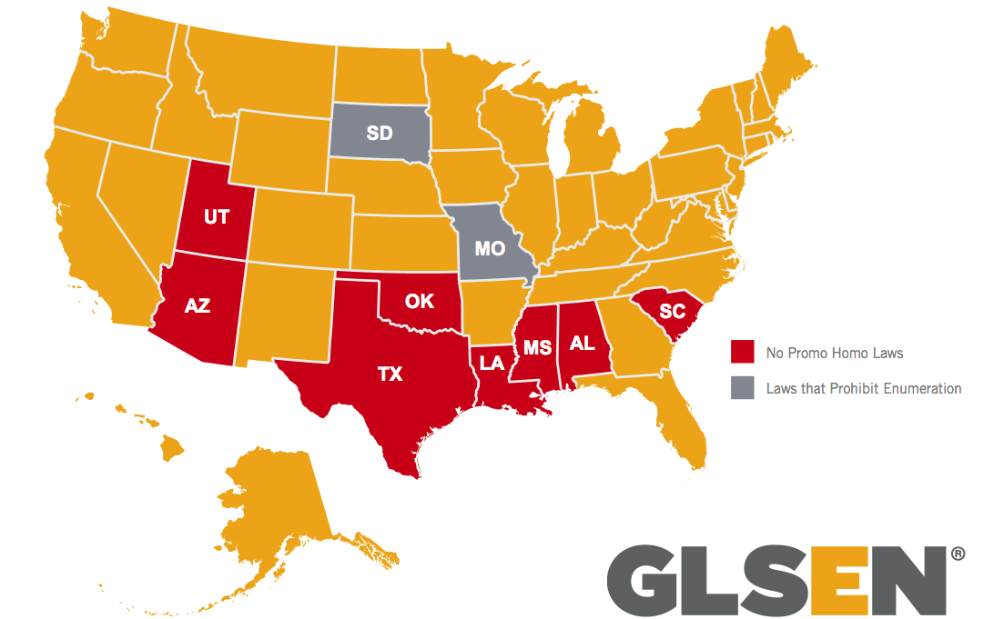 US States Have AntiGay Laws Strikingly Similar To Those In - Gay marriage in the us interactive map