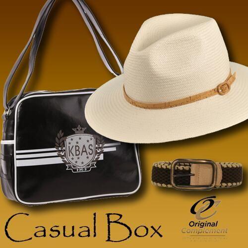 """Regalo de Casual Box by OC para hombre en el concurso """"No sin mi Sombrero"""" https://www.facebook.com/events/606235639461827/?ref_newsfeed_story_type=regular"""