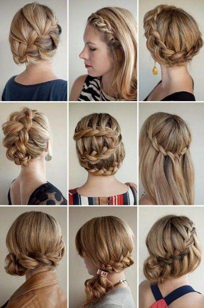 Festliche Frisuren Für Lange Haare Anleitung Einfache Frisuren