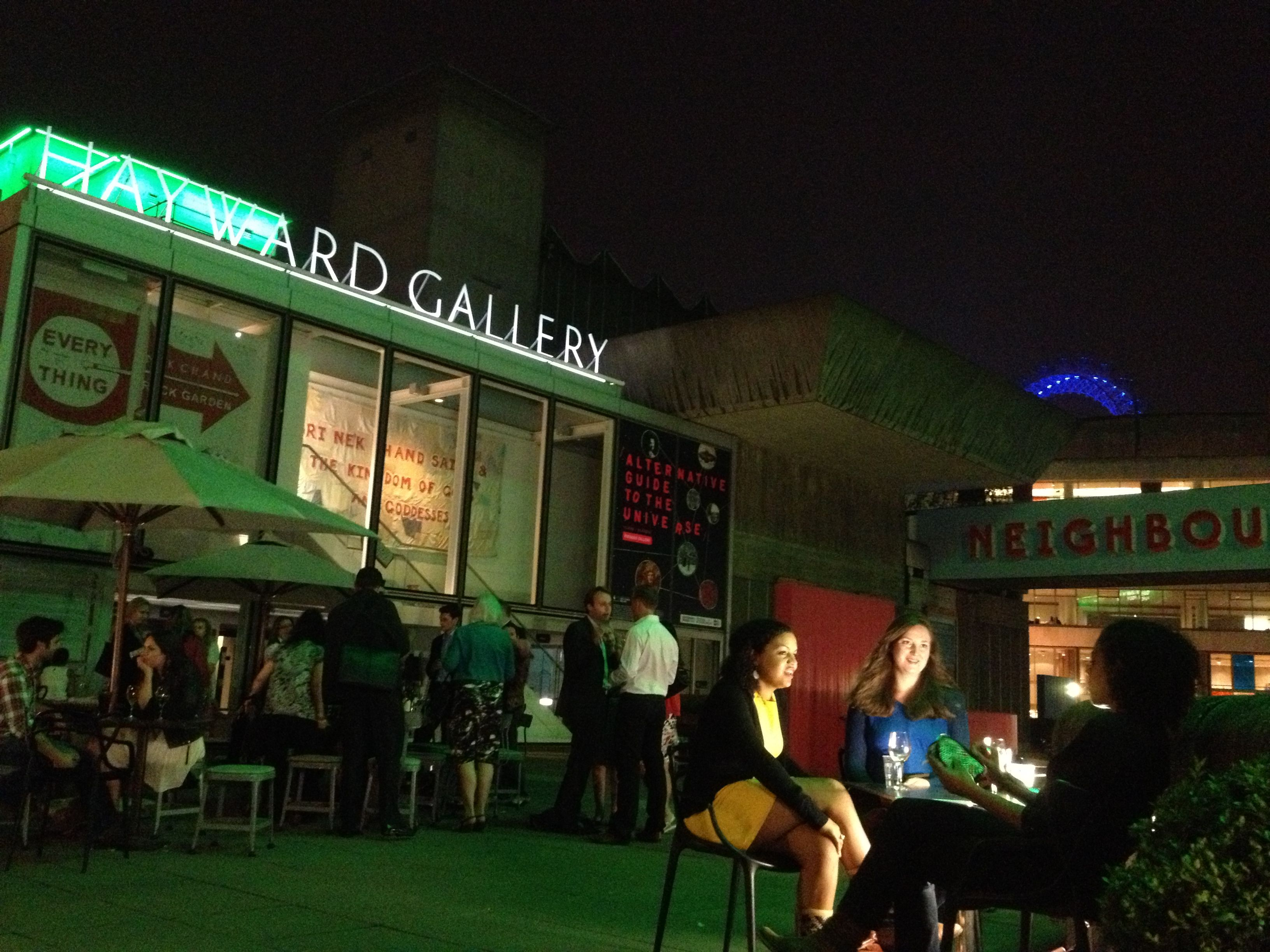 Southbank on a summer Friday night is an excellent place to be.