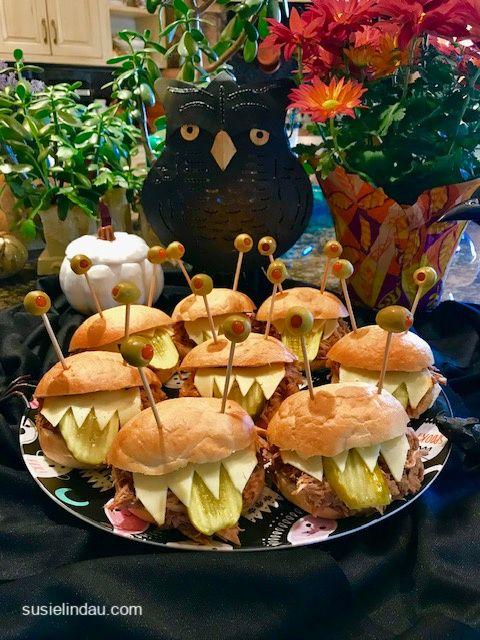 Fun Halloween Treats! | Fun halloween treats, Halloween food
