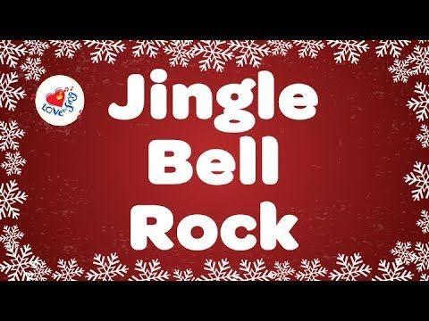 Jingle Bells with Lyrics | Kids Christmas Songs HD | Children Love to Sing - YouTube | Christmas ...