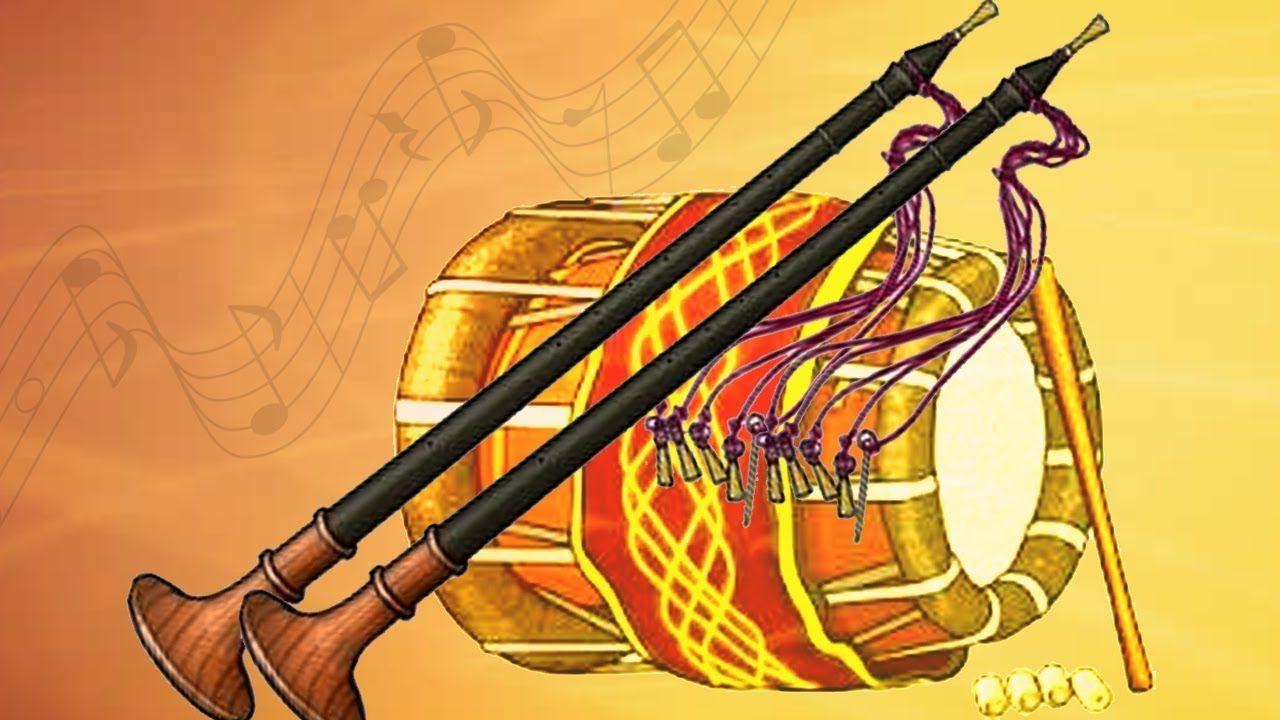 #Nadhaswaram #Instrumental #Music | #CarnaticClassical ... Nadaswaram Instrument Clipart