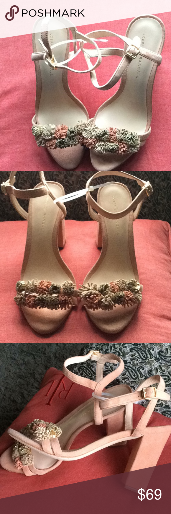 e385b96c42ba Loeffler Randall shoes size 8 NWOT These were possibly floor models at  Nordstrom. Gorgeous light