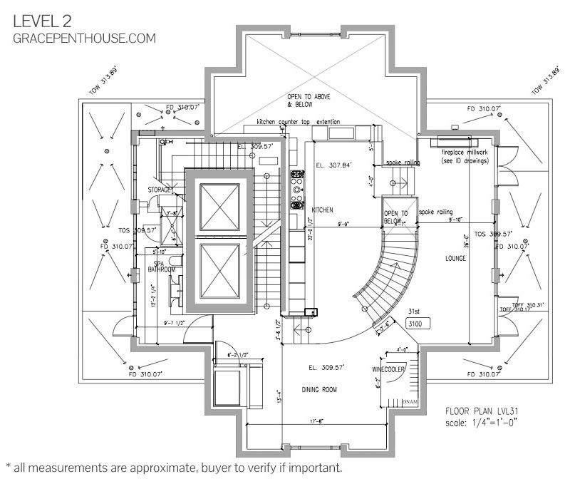 The Elysium Penthouse (19) Design Ideas Pinterest Penthouses
