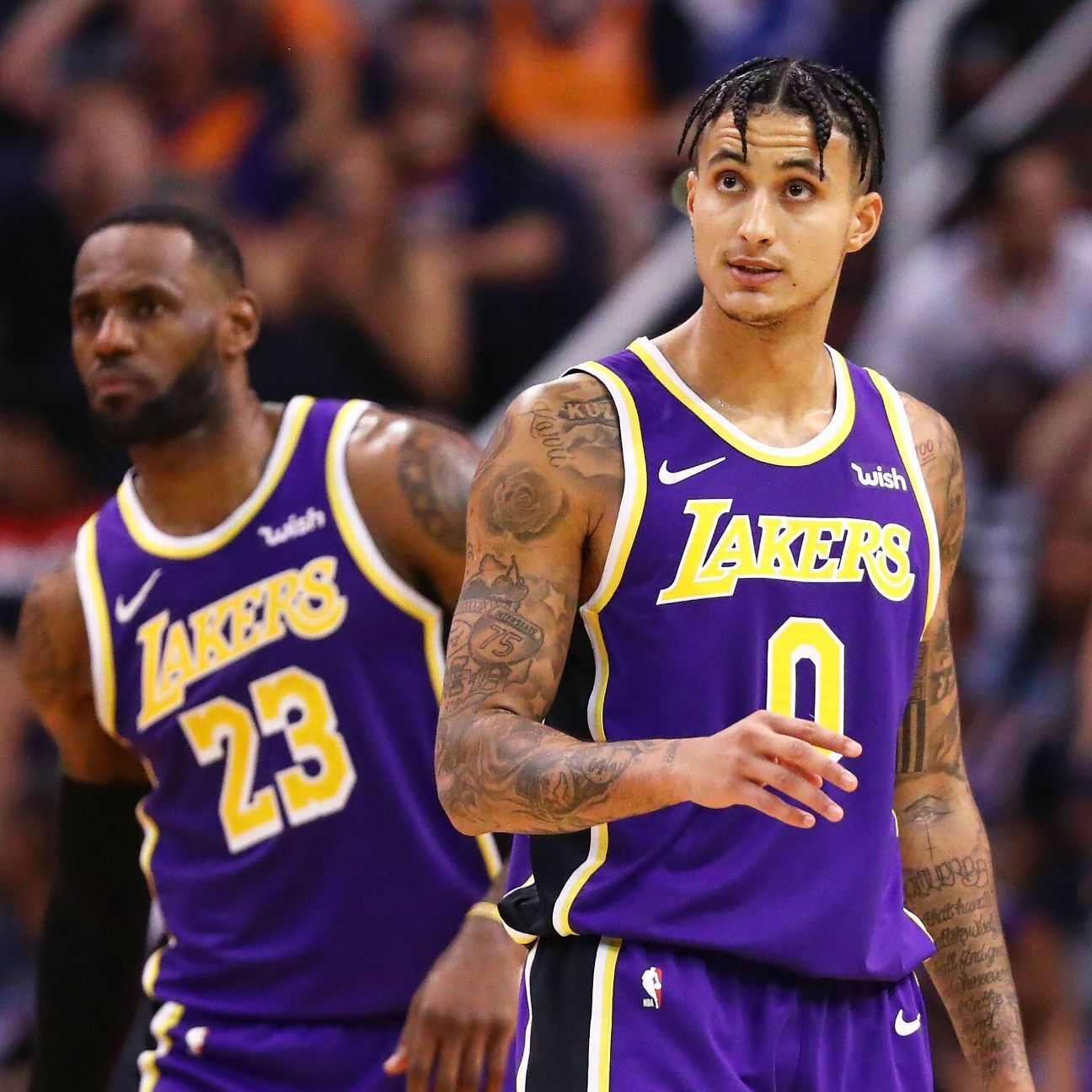 Ho Wun Lakers Vs Cavaliers >> Markelle Fultz Takes Over Late In Win Vs Lakers Showed What