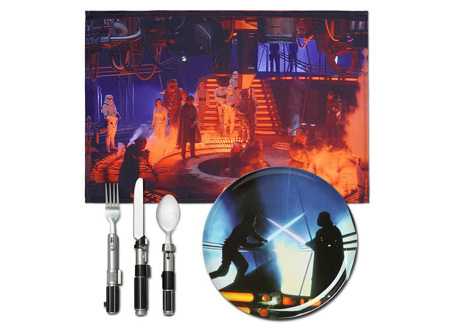 These Awesome Star Wars Plates Make Your Dinner More Epic
