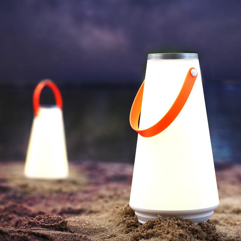 Led Diakosmhtiko Epanafortizomeno Usb Fwtistiko Me Dimmer Afhs Touch Panel Camping Lantern Stinportasou Gr In 2020 Camping Lamp Led Night Light Camping Lights