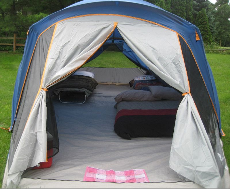 My earliest childhood memory is c&ing in my mom and dadu0027s big blue canvas cabin tent. Incredibly that big canvas tent is ... & I love to camp. My parents were (and still are!) avid campers. My ...