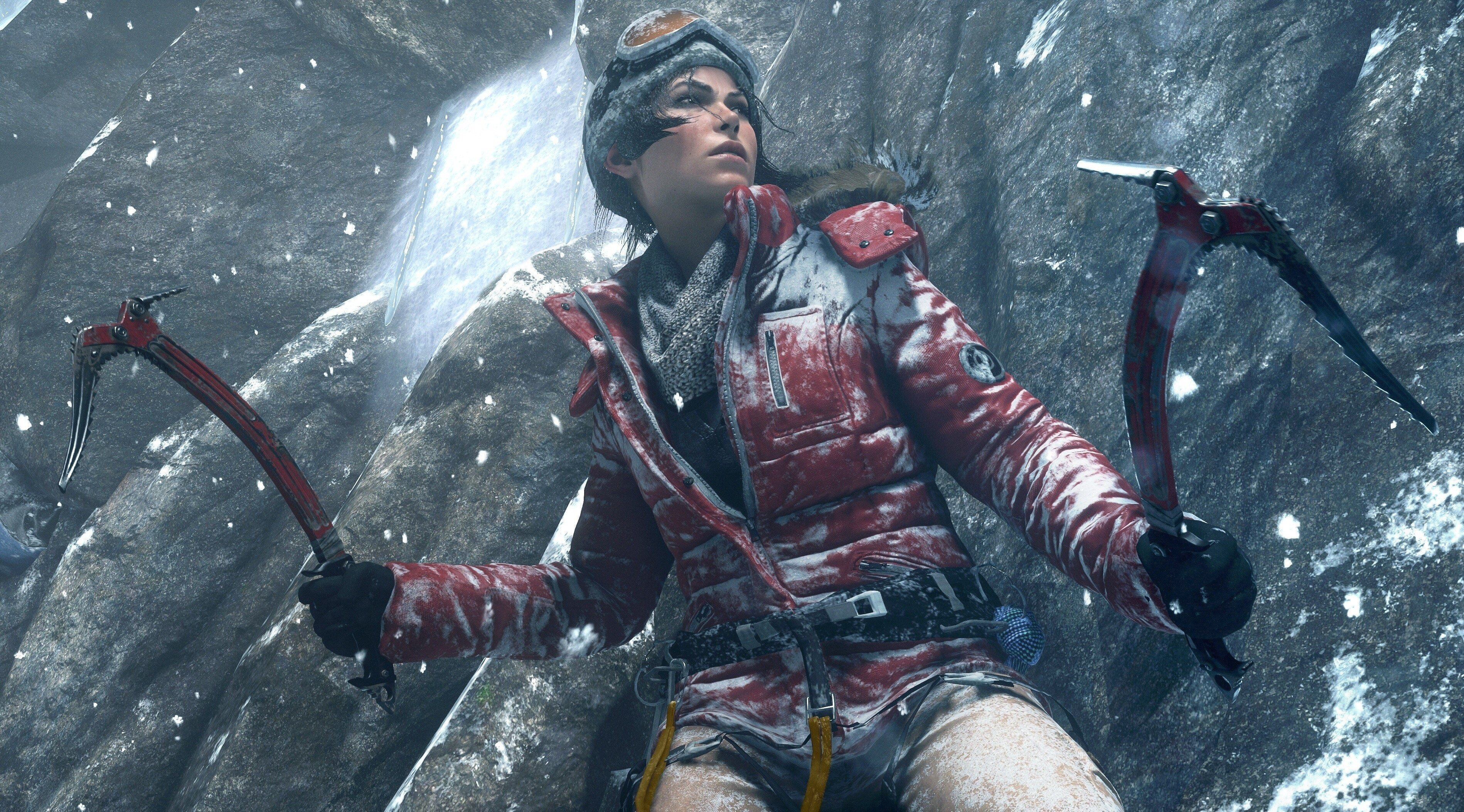 3797x2106 Rise Of The Tomb Raider 4k Pc Wallpaper Download Tomb Raider Wallpaper Rise Of The Tomb Tomb Raider