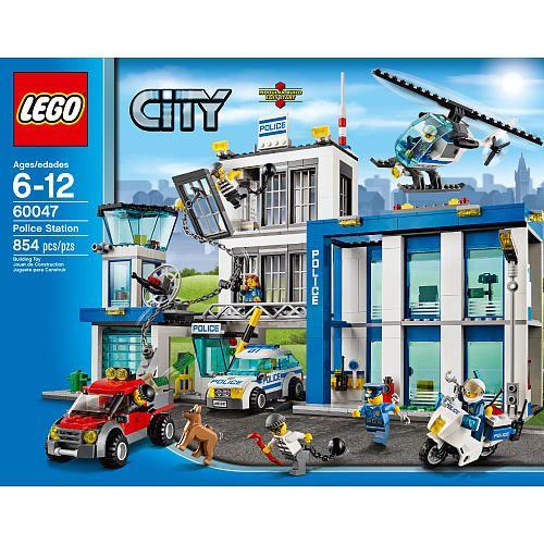 Lego City Police Station 60047 Lego Toys R Us 100 Lego City Police Station Lego City Police Lego City Sets