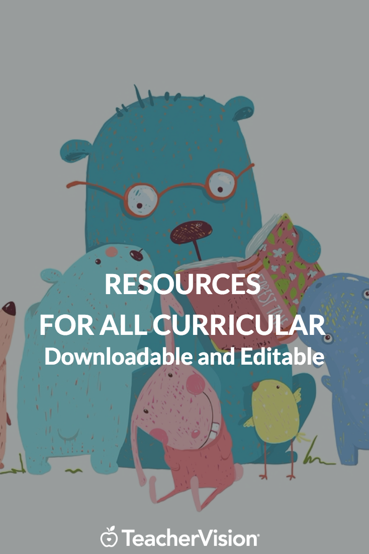 Downloadable cross-curricular teaching resources for fun-filled classes at . Plan your class today!
