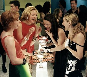 Nothing better than laughing with girlfriends!