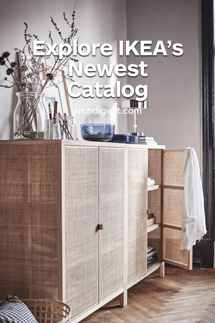 Ikea S Newest Catalog Is Here Ikea Bedroom Design Ikea New Ikea Stockholm